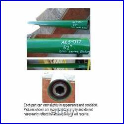 Used Bottom Front Belt Roller Compatible with John Deere 530 567 557 546 535