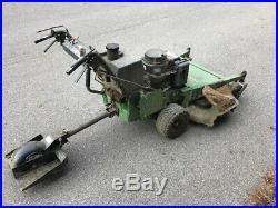 Used John Deere 48 belt drive walk behind mower